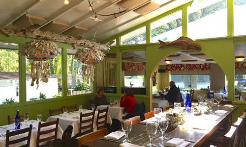 Top 5 Restaurants In Pawleys Island